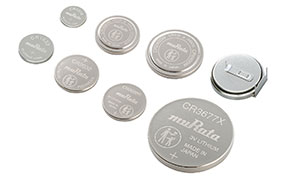 Coin Manganese Dioxide Lithium Batteries