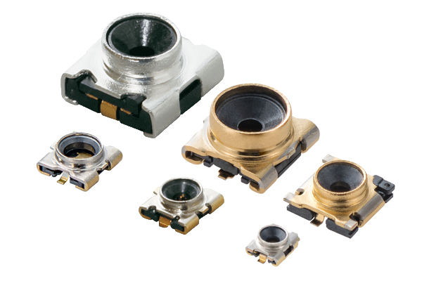 Microwave Coaxial Connectors with Switch