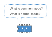 Conductor conduction and common mode