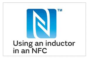 Using an inductor in an NFC