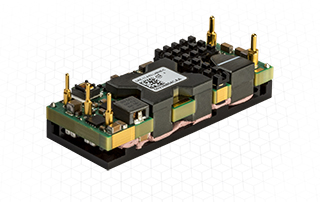 600W eighth brick DC-DC converter for networking and telecom applications