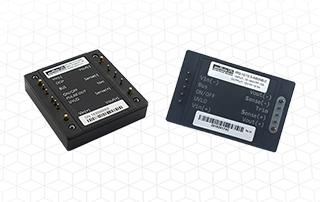 250W IRH-W80 half-brick and the 150W IRQ-W80 quarter-brick from Murata Power Solutions
