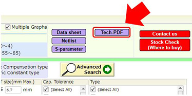 How to acquire technical data in a PDF file
