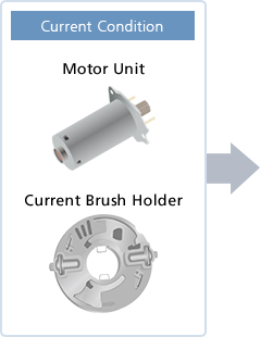 Motor Unit,MURATA,Leaded Products, Brush Holder,MURATA,Leaded Products