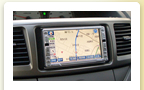Integrated type car navigation (AVN) power supply unit
