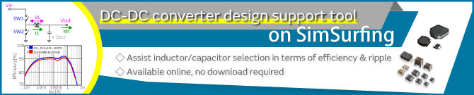 DC-DC converter design support tool