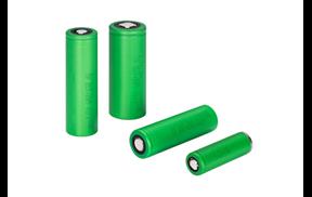 円筒形リチウムイオン二次電池