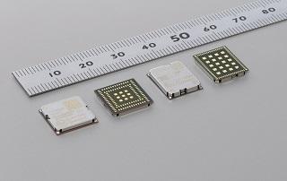 世界最小クラスのLPWAモジュール(CAT.M1/NB-IoT対応)を開発