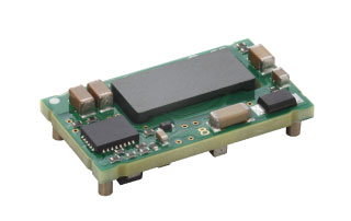 Highly efficient DC/DC converter for telecom applications