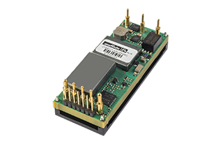 400 Watt 1/8th Brick DC-DC converters support PMBus protocol for communication
