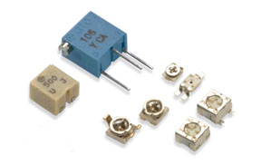 Trimmer Potentiometers